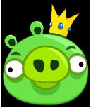Персонажи - Королева