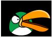 Персонажи - Зелёная птица