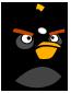 Персонажи - Чёрная птица