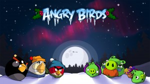 Обои Angry Birds Seasons Wallpaper 1920x1080