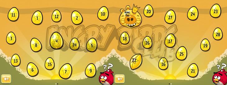 Angry Birds Golden Eggs - Злые Птицы Золотые Яйца - Прохождение для PC и Mac