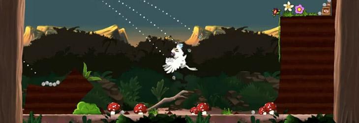 Angry Birds Rio бой с Боссом