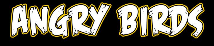 Логотип игры Angry Birds