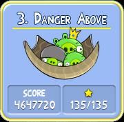 Danger Above - Опасность Сверху