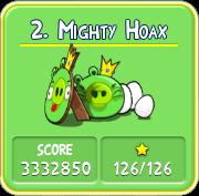 Mighty Hoax - Великий Обман