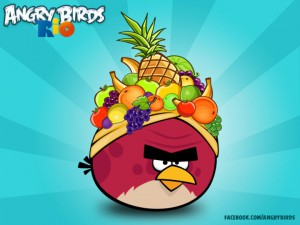 Angry Birds Rio - Большой Брат