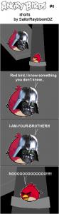 Angry Birds МиниКомикс Star Wars