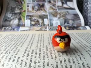 Брелки Angry Birds: Красная птица