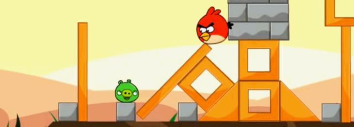 Видеоистории Angry Birds