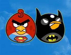 Злой Супермен и Злой Бетмен