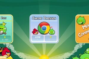Выбор Эпизода Chrome Dimension