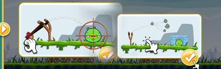 Руководство по управлению в Angry Birds for PC and Mac