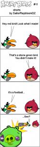 Angry Birds МиниКомикс Super Mario