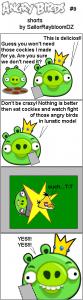 Angry Birds МиниКомикс 9
