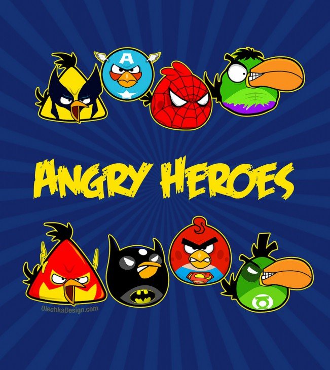 Злые Супергерои
