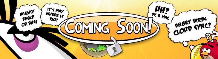 Слухи об обновлениях Angry Birds по сериям и платформам