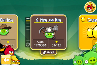 Mine and Dine - Выбор эпизода