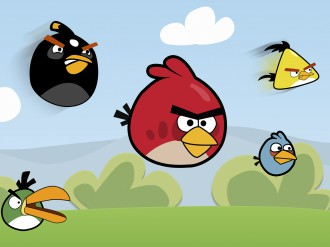Обои Angry Birds - Птицы