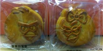 Лунные пироги Angry Birds