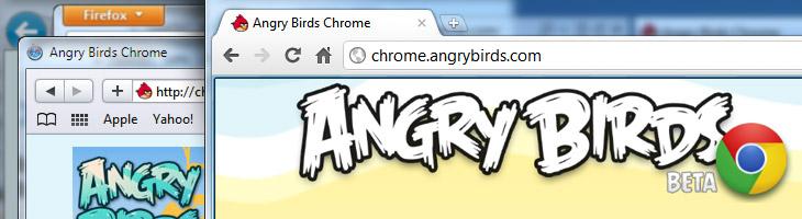Перенос настроек Angry Birds Chrome