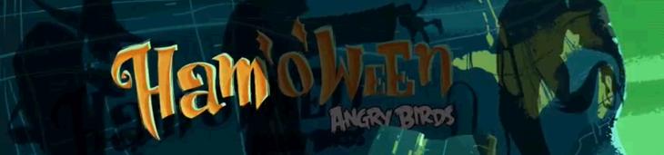 Мультфильм Angry Birds Ham`o'ween