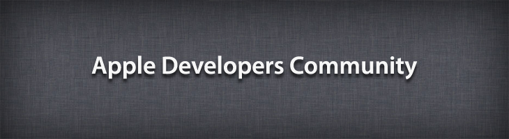 Логотип сайта AppleDevelopers