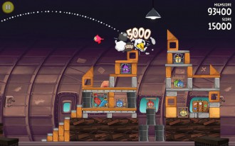 Утечка: Angry Birds Rio - Самолёт контрабандистов: Уровень