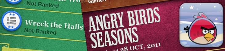 Аннонс: Angry Birds Seasons: Wreck the Halls