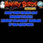 Angry Birds Seasons PC от Gregorie Bird