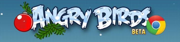 Грандиозное обновление Angry Birds Chrome