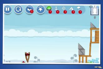 Бонусные Активаторы в Angry Birds Facebook