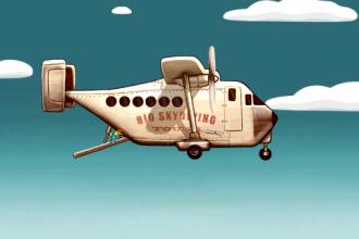 Angry Birds Rio Smugglers' Plane Финальный Ролик
