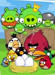 ИРСОЛ представляет Angry Birds от Rovio