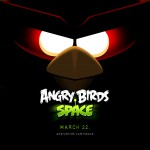 Обои Angry Birds Space Teaser 1024x768