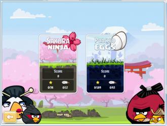 Angry Birds FujiTV - Выбор эпизода