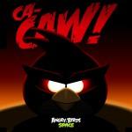 Angry Birds Space Красная птица обои для iPad