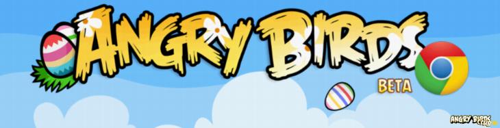 Пасхальное обновление Angry Birds Chrome