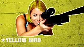 Постер Angry Birds Snatch - Жёлтая Птичка