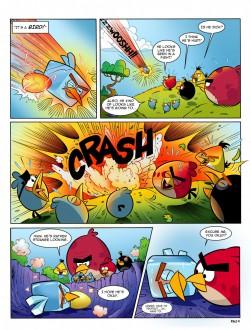 Комикс Angry Birds Space: Часть 4