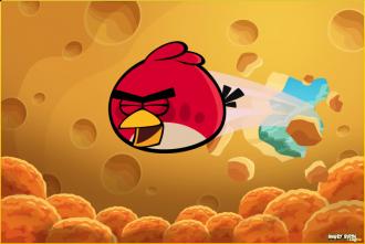 Angry Birds Cheetos - Экран Загрузки