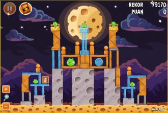 Angry Birds Cheetos - Уровень 3
