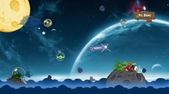 Angry Birds Space обои 1920x1080 от Sal