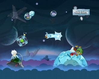 Angry Birds Space обои 1280x1024 от Sal 2