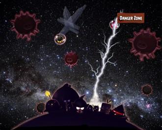 Angry Birds Space обои 1280x1024 от Sal 3