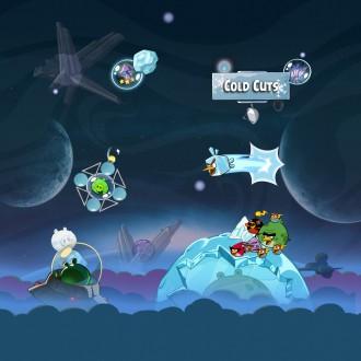 Angry Birds Space обои для iPad от Sal 2
