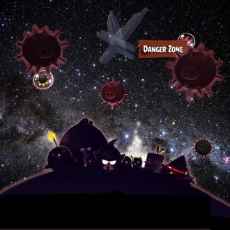 Angry Birds Space обои для iPad от Sal 3