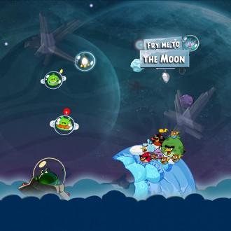 Angry Birds Space обои для iPad от Sal 4