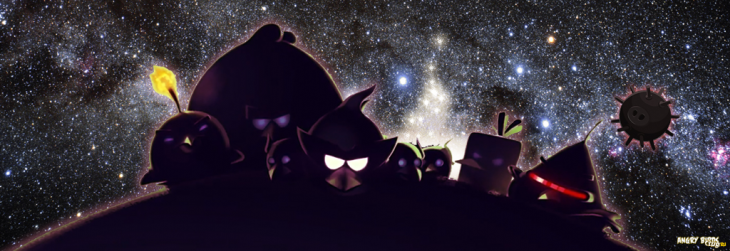Обои Angry Birds Space Wallpapers от Sal