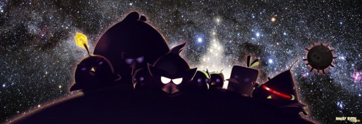 Обои Angry Birds Space Wallpapers от Sal