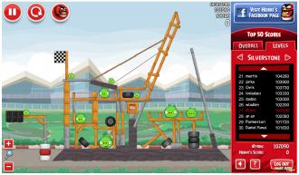 Angry Birds Heikki - Уровень 1